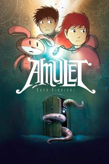 Amulet 1: Paní kamene