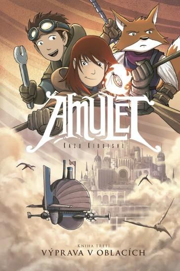 Amulet 3: Výprava v oblacích