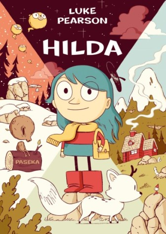 Hilda: Hilda a troll, Hilda a půlnoční obr