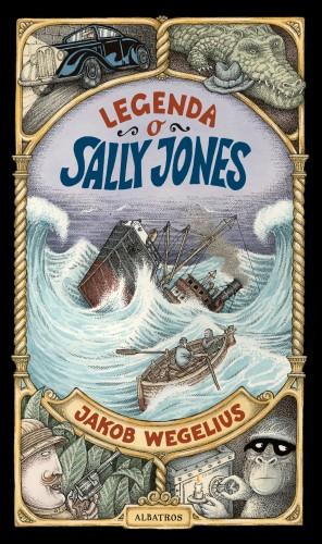 Legenda o Sally Jones