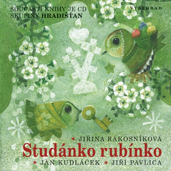 Studánko rubínko + CD