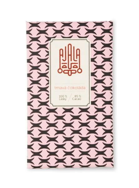 Čokoláda Ajala tmavá 85% 45 g