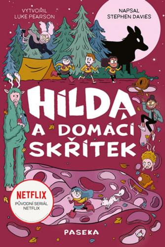 Hilda a domácí skřítek