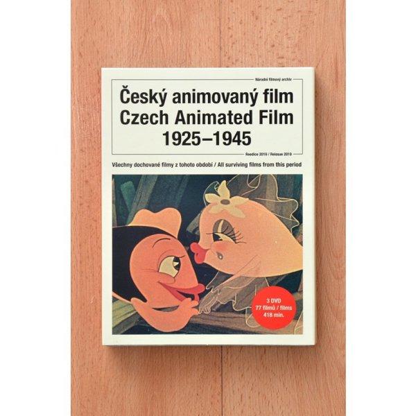 Český animovaný film DVD