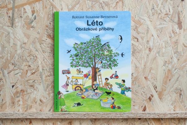 Léto:  Obrázkové příběhy