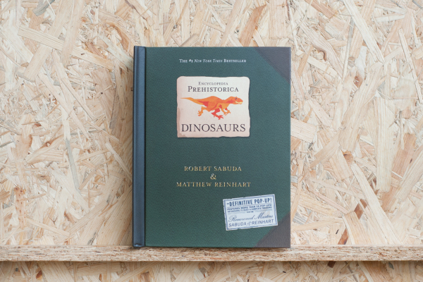 Encyclopedia Prehistorica: Dinosaurs