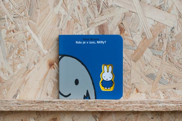 Kdo je v ZOO, Miffy?