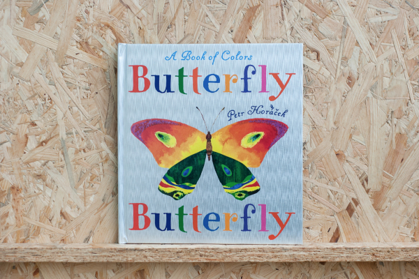 Butterfly Butterfly : A Book of Colors