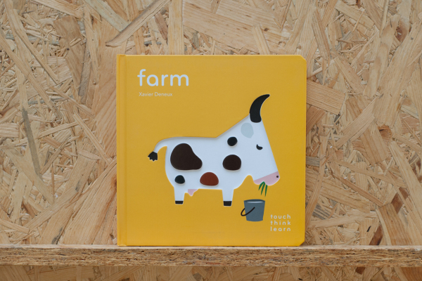 Touch Think Learn: Farm