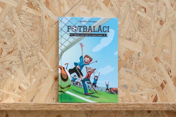 Fotbaláci. Záhada sedmi gólů do vlastní branky