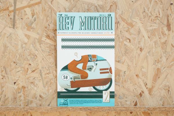 Řev motorů - Motorky
