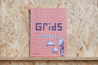 Grids: A Drawing Book for Squares