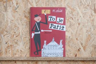 To je Paříž