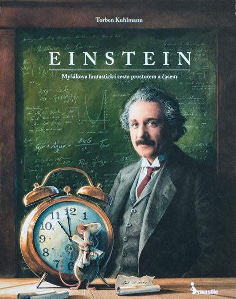 Einstein - Myšákova fantastická cesta prostorem a časem
