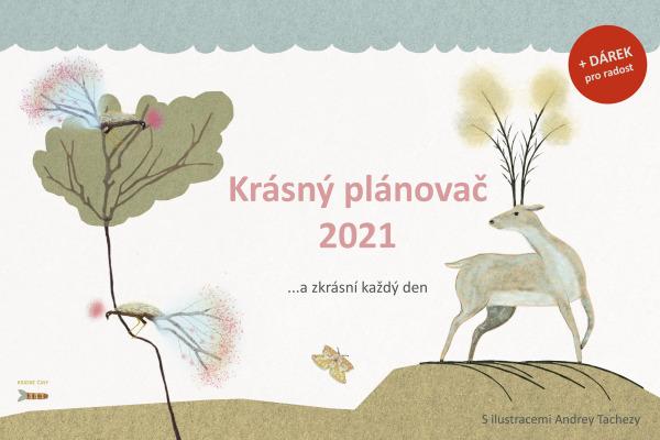 Krásný plánovač 2021