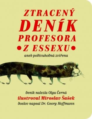 Ztracený deník profesora z Essexu aneb podivuhodná zvířena