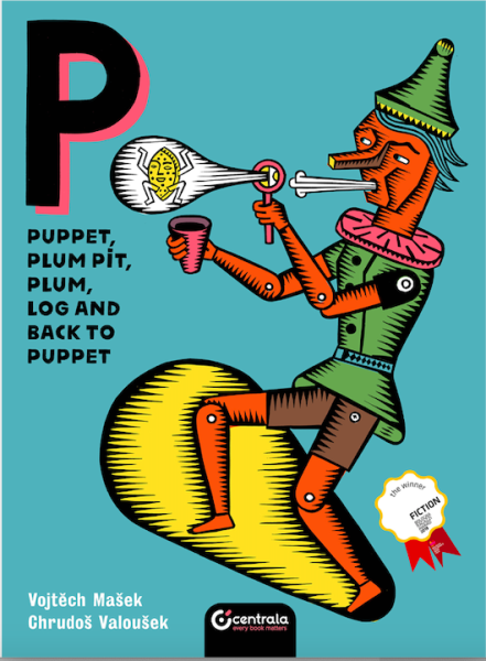 Puppet, Plum Pit, Plum, Log and Back to Puppet