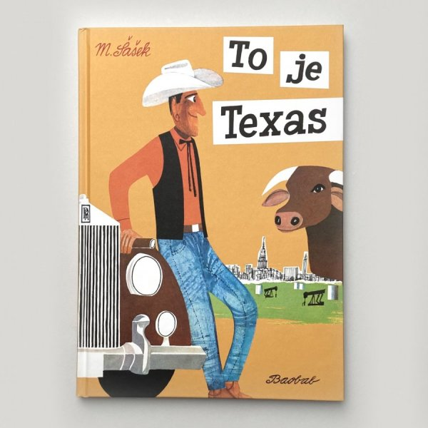 To je Texas