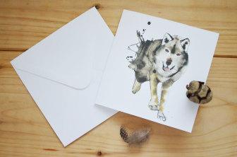 Blahopřání Vlk By Myyna
